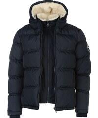 Zimní bunda pánská SoulCal Bubble Navy