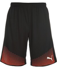 Puma evo Thermo Regulating Training Shorts pánské Black/Red