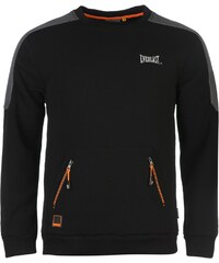 mikina Everlast Premium Crew Neck Sweater pánská Black
