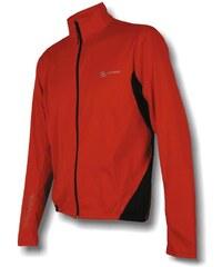 Sensor Profi bunda pánská červená černá M