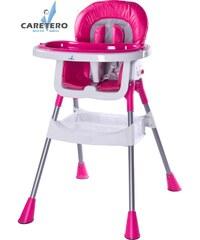 Židlička CARETERO Pop magenta