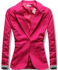 Dámské sako Korry fuchsia - růžová