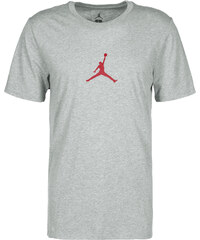 Jordan 23/7 T-Shirt dark grey heather/red