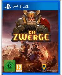 Nordic Games Playstation 4 - Spiel »Die Zwerge«