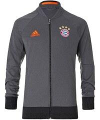 Mikina adidas FC Bayern Mnichov Anthem L ŠEDÁ