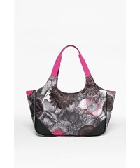Desigual šedá sportovní taška Sackful Bag B