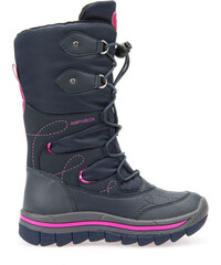 Geox Bottes - JR OVERLAND GIRL ABX