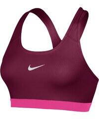 Nike NEW NP CLASSIC - Brassière de sport - bordeaux