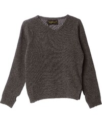 Finger in the Nose Pullover - grau