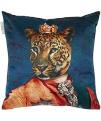 Madura Antique Leopard - Housse de coussin