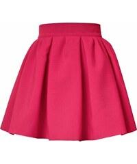 KOZACKI MOPS Mini sukně z kolekce Macarons, magentová