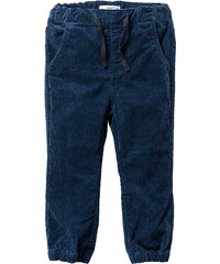 bpc bonprix collection Pantalon velours côtelé, T. 80-134 bleu enfant - bonprix