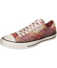 Große Größen: CONVERSE Chuck Taylor All Star Missoni OX Sneaker Damen, pink, Gr.8.5 US - 42 EU-9.5 US - 43 EU