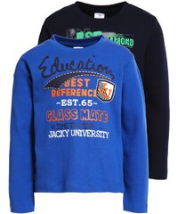 Jacky Baby 2 PACK Langarmshirt jeansblau/marine