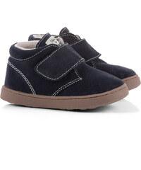 Esprit Semišové kotníčkové boty na suchý zip