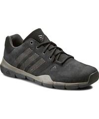 c72e689ea19 Boty adidas - Anzit Dlx M18556 Cblack Cblack Sbrown