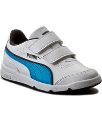 Polobotky PUMA - Stepfleex Fs Sl V Ps 188859 16 Puma White/Atomic Blue