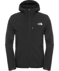 The North Face Apex Bionic Hoodie veste softshell black