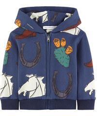 Dolce & Gabbana Sizilien-Sweatshirt mit Western-Motiv