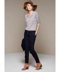 Damen COMMA Klassische Jeans in schöner Waschung COMMA blau L (44),M (38),M (40),M (42),S (36),XS (34)