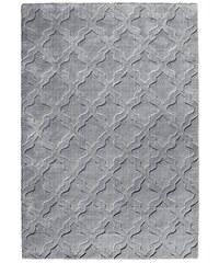 Heine Home Hochflor-Teppich grau ca. 120/180 cm,ca. 160/230 cm,ca. 190/290 cm,ca. 60/90 cm,ca. 70/140 cm