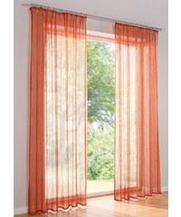 Heine Home Dekostore orange ca. 145/140 cm,ca. 175/140 cm,ca. 225/140 cm,ca. 245/140 cm
