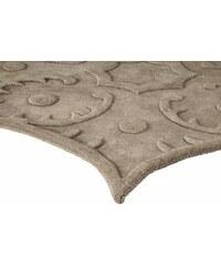 Hochflor-Teppich Heine Home grau ca. 120/120 cm,ca. 150/150 cm,ca. 200/200 cm,ca. 90/90 cm