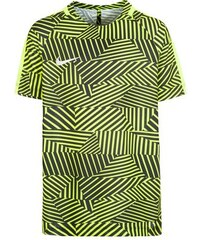 Dry Squad GX Trainingsshirt Kinder Nike gelb L - 147/158 cm,M - 137/147 cm,S - 128/137 cm