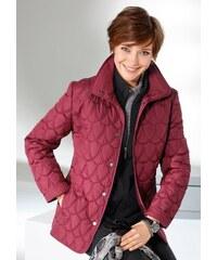 CLASSIC BASICS Damen Classic Basics Jacke mit figurformenden Prinzess-Nähten rot 18,19,20,21,22,23,24,25,26