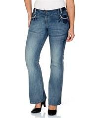 Damen Vintage-Bootcut-Jeans Joe Browns blau 40,42,44,46,50,52,56,58