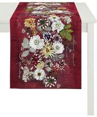 Tischdecke 3309 INDIAN SUMMER APELT rot Tischläufer 48/140 cm