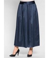 Damen Style Plissee-Abendrock SHEEGO STYLE blau 40,42,44,46,48,50,52,54,56,58