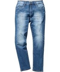 John Baner JEANSWEAR Strečové džíny Slim Fit Straight bonprix