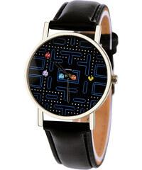Lesara Armbanduhr Videospiel - Schwarz