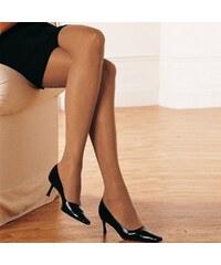 Blancheporte Punčochové kalhoty, 140 DEN, sada 2 ks sv.béžová 1