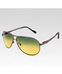 VeyRey sluneční brýle polarizační Pilotky 6046 grafitové