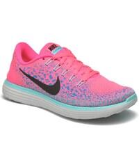 Nike - Wmns Nike Free Rn Distance - Sportschuhe für Damen / rosa