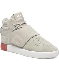 Adidas Originals - Tubular Invader Strap - Sneaker für Herren / grau