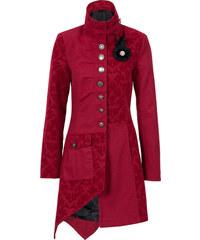 RAINBOW Manteau rouge manches longues femme - bonprix