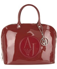 Armani Jeans Sacs portés main, Bugatti Top Handle Bag Bordeaux en rouge