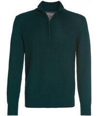 COOL CODE Herren Pullover Sweatshirt grün aus Baumwolle