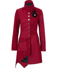 RAINBOW Mantel langarm in rot für Damen von bonprix