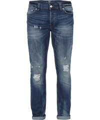 Only & Sons Slim Fit Jeans im Destroyed Look