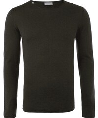 Selected Homme Pullover aus Baumwoll-Seide-Mix