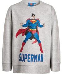 Warner Brothers SUPERMAN Sweatshirt grau meliert
