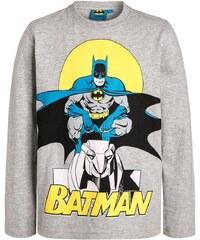 Warner Brothers BATMANN Langarmshirt grau meliert