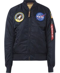 Alpha Industries Bomberjacke mit NASA-Patches