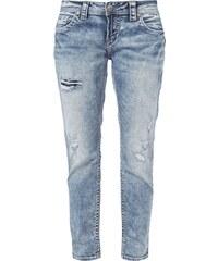 Silver Jeans Boyfriend Jeans im Destroyed Look