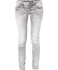 Silver Jeans Acid Washed Skinny Fit Jeans