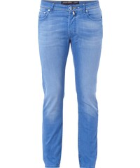 Jacob Cohen Stone Washed Regular Fit Jeans